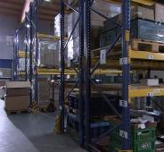 Beispiel für Materialbeschaffung / Lagerung