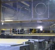 Beispiel für Metallabscheidung